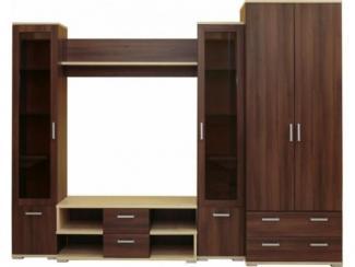 Гостиная Эльба 2  - Мебельная фабрика «Пинскдрев»