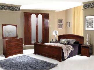 спальный гарнитур массив - Мебельная фабрика «Алина-мебель»