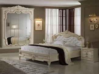 Спальный гарнитур «Диана» - Оптовый мебельный склад «Дина мебель»