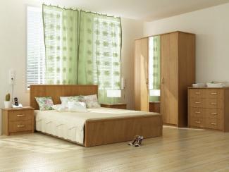 Спальня Рондо - Мебельная фабрика «Престиж»