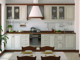 Кухонный гарнитур прямой Мишзль - Мебельная фабрика «Альбина»