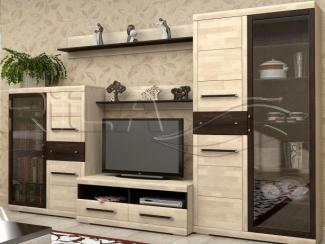 Гостиная стенка VERDI - Мебельная фабрика «Rila»