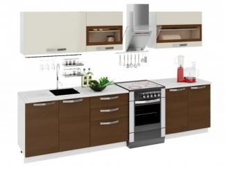 Кухня Капучино 3 МДФ - Мебельная фабрика «Фиеста-мебель»
