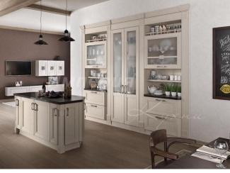 Кухня Кватро Песочная - Мебельная фабрика «Империя кухни», г. Одинцово