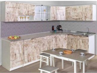 Кухонный гарнитур угловой Оникс - Мебельная фабрика «Росток-мебель»