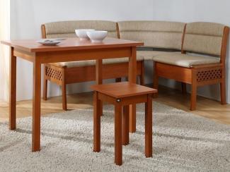 Диван угловой кухонный Этюд облегченный  - Мебельная фабрика «Боровичи-Мебель»
