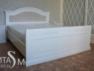 Кровать Верона - Изготовление мебели на заказ «Салита», г. Калининград