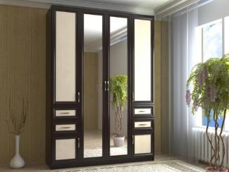 Шкаф четырехстворчатый - Мебельная фабрика «Феникс-мебель»