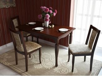 Элегантная обеденная группа Грация  - Мебельная фабрика «Симкор»