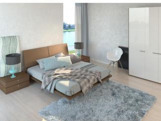 Спальня 053 - Мебельная фабрика «Mr.Doors»