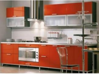 Кухонный гарнитур прямой Апельсин - Мебельная фабрика «Московский мебельный альянс»
