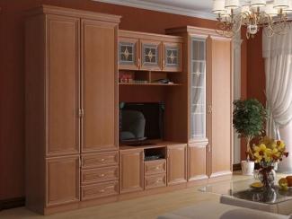Гостиная стенка Богемия - Мебельная фабрика «Шеллен»