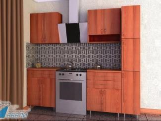 кухня прямая «Уют 2» ЛДСП - Мебельная фабрика «Мир мебели»