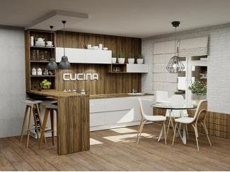 Маленькая кухня Аванти Small - Мебельная фабрика «Cucina»