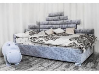 Комфортная кровать Лофти  - Мебельная фабрика «SoftWall», г. Омск