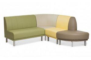 Диван Холл  4х-местный  - Мебельная фабрика «МВК»