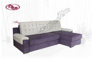 Диван Сантьяго 4 Оттоманка - Мебельная фабрика «Гранд-мебель»