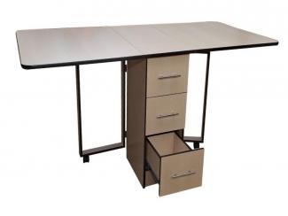 Стол книжка с ящиками  - Мебельная фабрика «Иванов»
