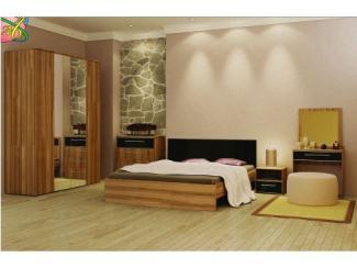Спальный гарнитур Лана - Мебельная фабрика «Альбина»