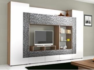 Гостиная стенка Квадро - Мебельная фабрика «Эстель»