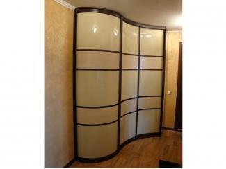 Радиальный шкаф - Мебельная фабрика «ТРИ-е»