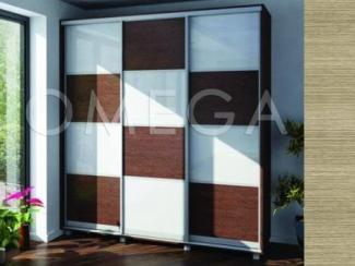Шкаф-купе Омега 3дк5 - Мебельная фабрика «Омега»