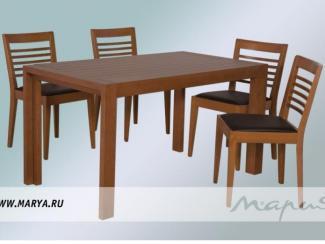 Обеденная зона «Patrizia» - Мебельная фабрика «Мария»