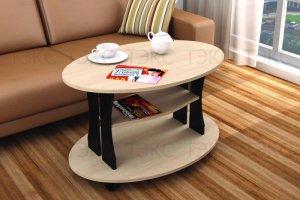 Журнальный стол Консул 1 - Мебельная фабрика «ТЭКС» г. Пенза