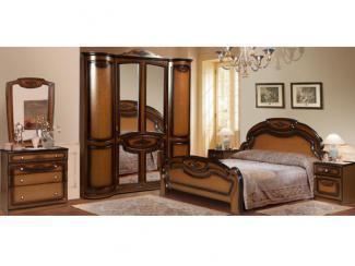 Спальня Александрина 2.10 - Мебельная фабрика «Ружанская мебельная фабрика»