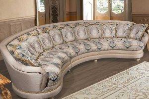 Роскошный диван Камилла - Мебельная фабрика «Атриум-мебель»