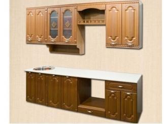 Кухня Александрия прямая - Мебельная фабрика «Трио мебель»