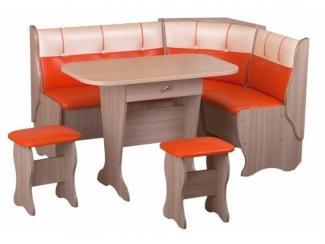 Кухонный уголок Лагуна комб.1 - Мебельная фабрика «Премиум»