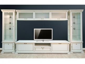 Гостиная стенка Бэла (эмаль) - Мебельная фабрика «Нижегородец»