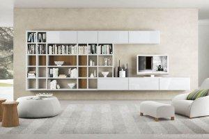 Белая гостиная Адриана - Мебельная фабрика «Триана»