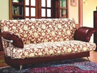 Диван прямой Агат 3 клик-кляк - Оптовый мебельный склад «АСМ-мебель»