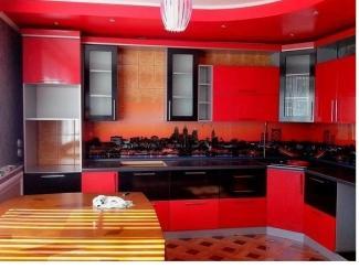 Угловая кухня  Селена - Мебельная фабрика «Соната», г. Орёл