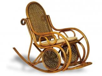 Кресло-качалка Нуго с/п арт. 11301-W - Импортёр мебели «Кембали (Индонезия)»