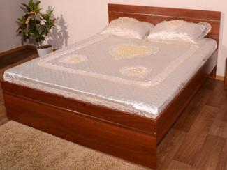 Кровать «Лилия» - Мебельная фабрика «Евромебель»