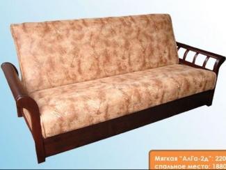 Диван прямой Алга 2Д - Мебельная фабрика «Ал&Га»