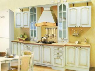 Кухонный гарнитур прямой Гармония 4 - Мебельная фабрика «Монолит»