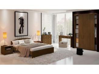 Спальный гарнитур FELICITA 1 - Мебельная фабрика «Happy home»
