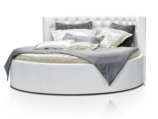 Кровать круглая Соло - Мебельная фабрика «Diron»