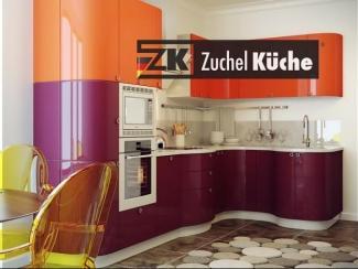 Кухонный гарнитур угловой Йена Фрут - Мебельная фабрика «Zuchel Kuche (Германия-Белоруссия)»