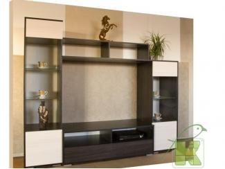 Гостиная стенка Кристи 14 - Мебельная фабрика «Волжская мебель»