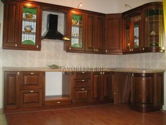 Кухонный гарнитур «Вивальди» - Мебельная фабрика «Фаворит»