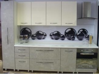 Кухонный гарнитур Сити Пласт - Мебельная фабрика «Киржачская мебельная фабрика»