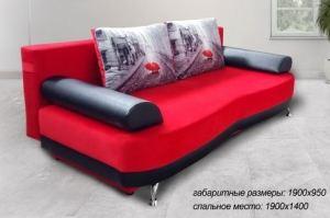 Прямой диван Софа - Мебельная фабрика «Magnat»