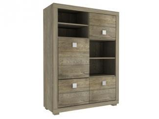 Шкаф КМШ-322 из массива сосны - Мебельная фабрика «Домашняя мебель»