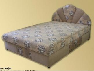 Кровать Софа в спальню  - Мебельная фабрика «На Трёхгорной»