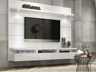 Настенная панель с ящиками Карбини - Мебельная фабрика «Новый стиль»